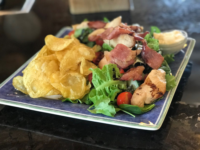 chicken-bacon-salad-gallery-Poppinghole-Farm-Spa