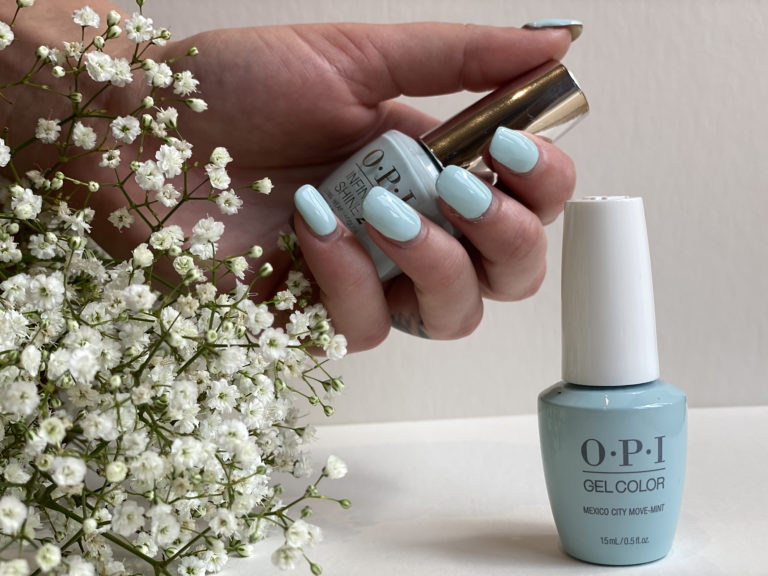 OPI-nails-duck-egg-floral-Poppinghole-Farm-Spa