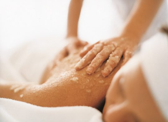 salt-scrub_massage-Poppinghole-Farm-Spa